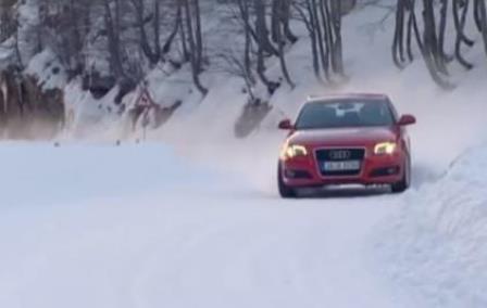 Snow Slalom